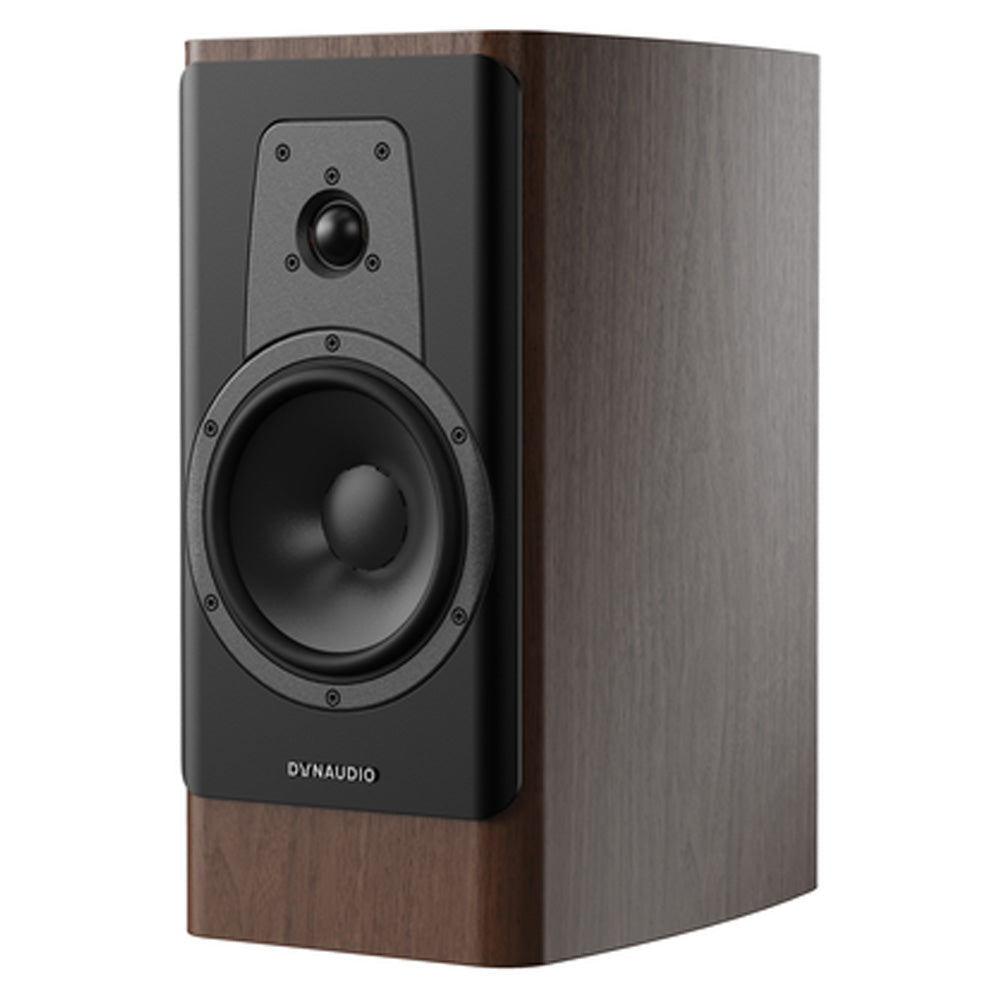 Dynaudio Contour 20i Bookshelf Speakers - Walnut