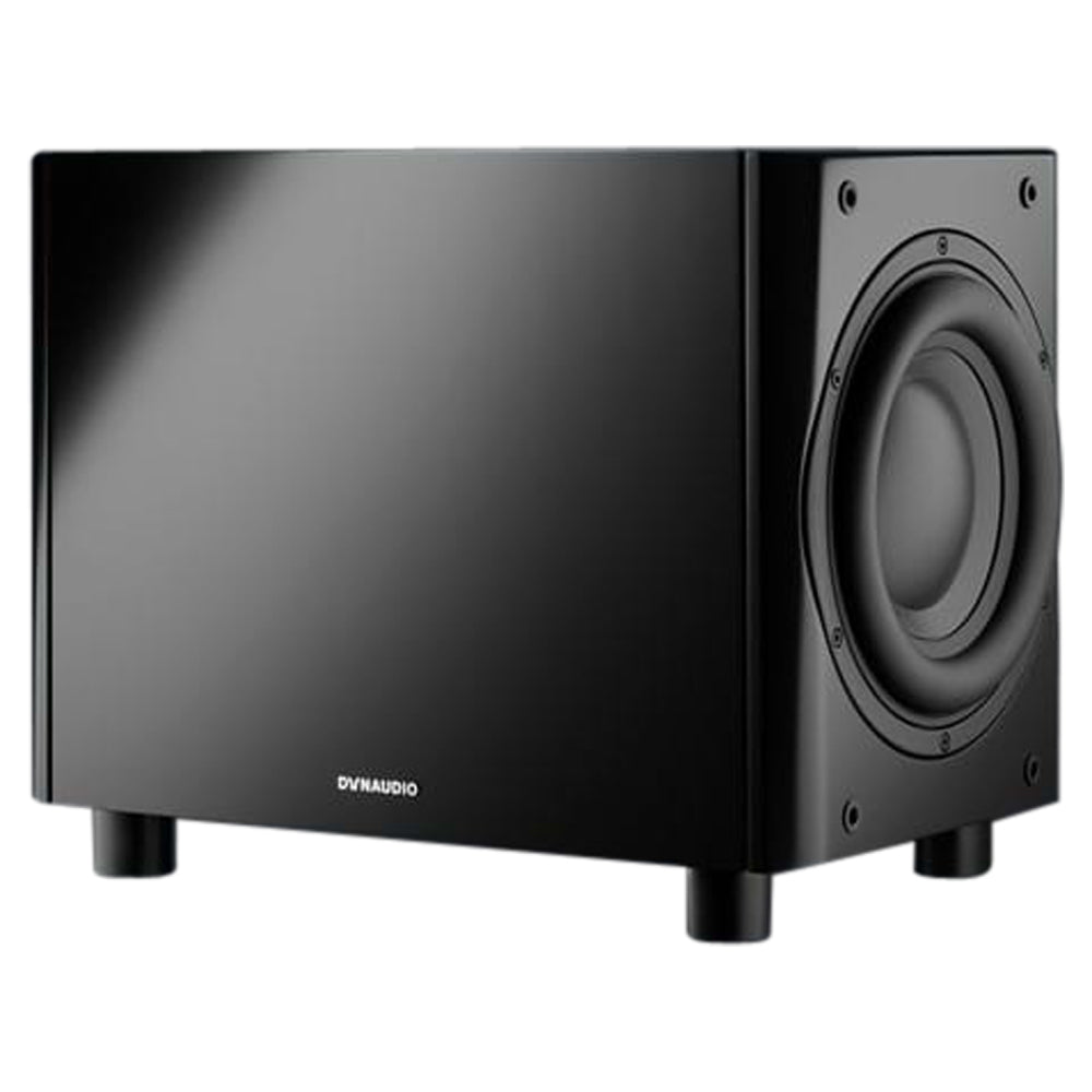 Dynaudio Sub6 Subwoofer - Satin Black