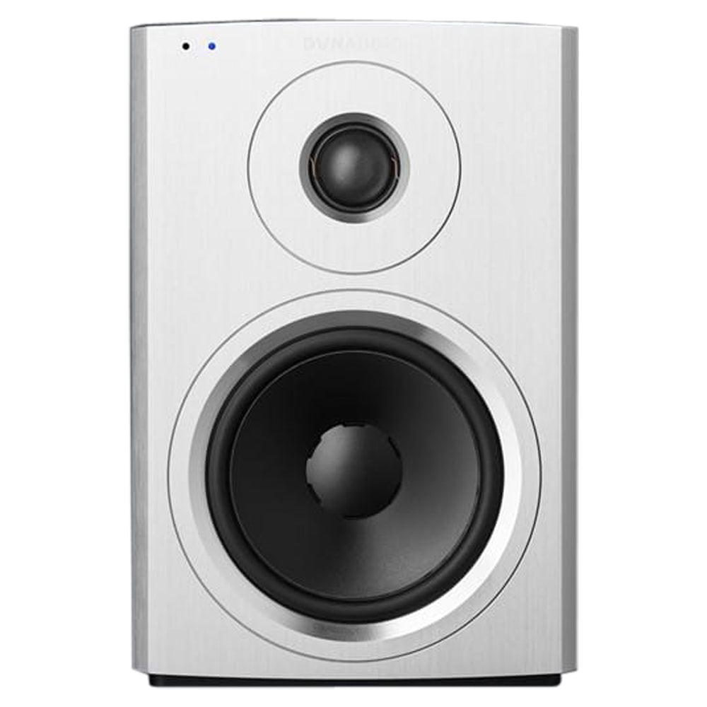 Dynaudio Xeo10 Active Bookshelf Speakers - White