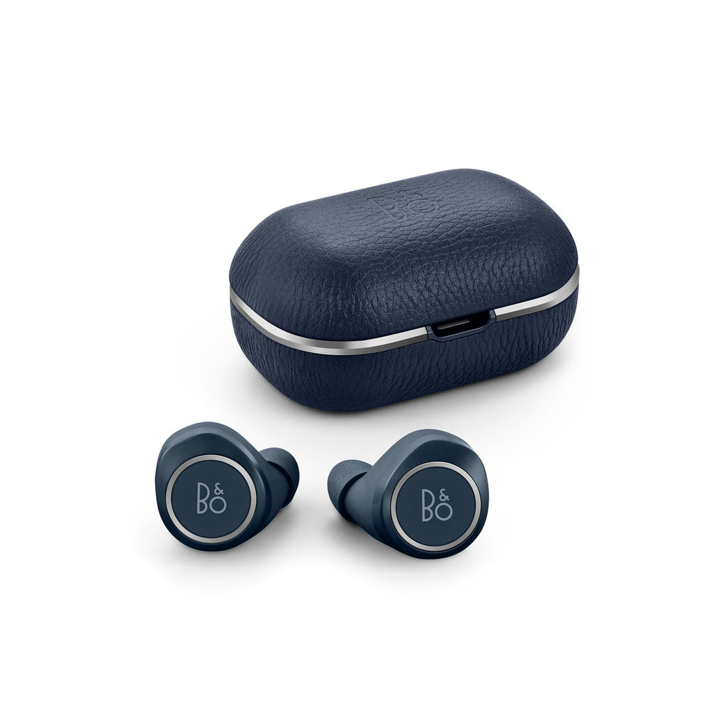 Bang & Olufsen E8 V2 Bluetooth In Ear Headphones - Indigo Blue