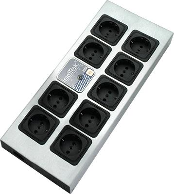 IsoTek EVO3 Corvus 9-way Conditioning Powerboard