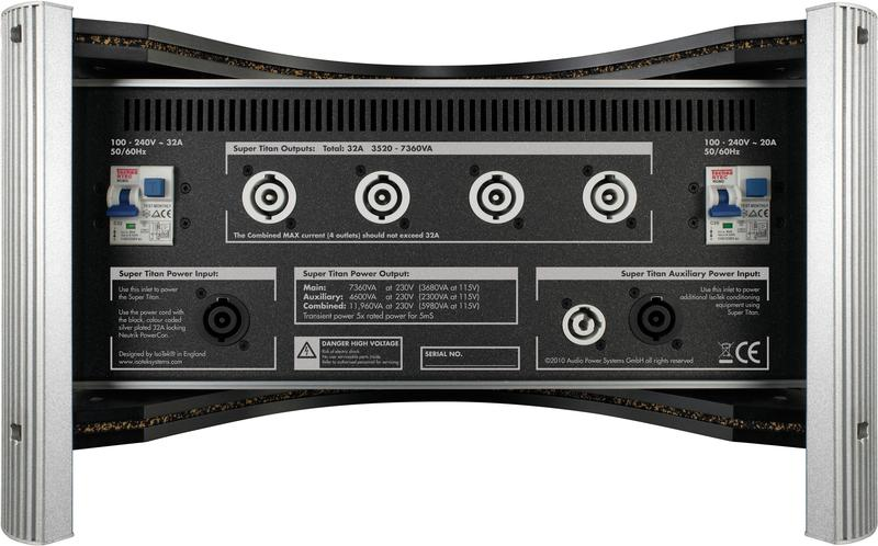 IsoTek EVO3 Super Titan Power Conditioner