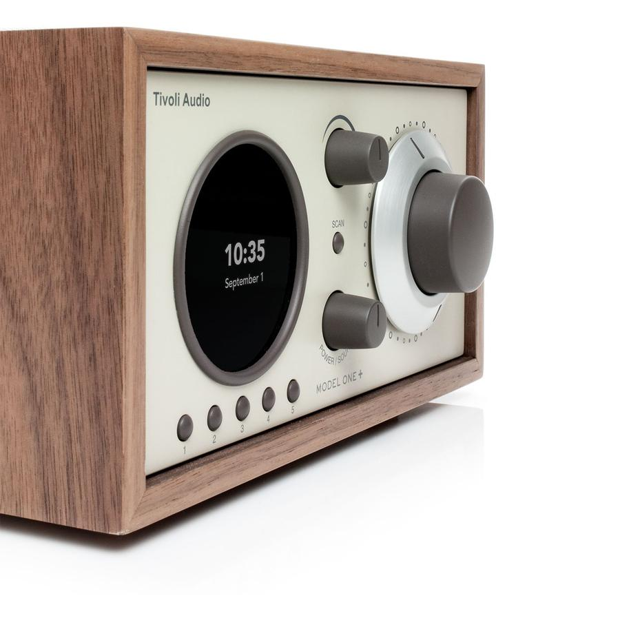 Tivoli Audio Model One+ AM/FM/AUX IN/DAB/DAB+ (Pre Order Due Late October)