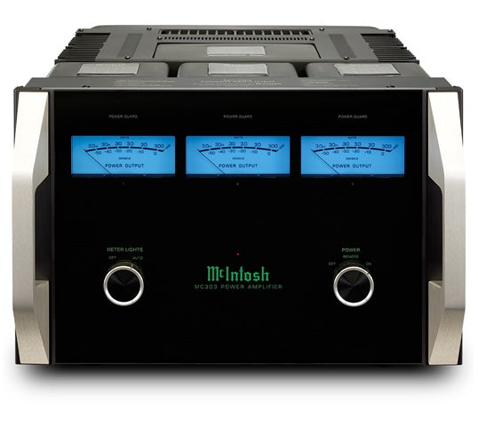 McIntosh MC303 Multi Channel Power Amplifier