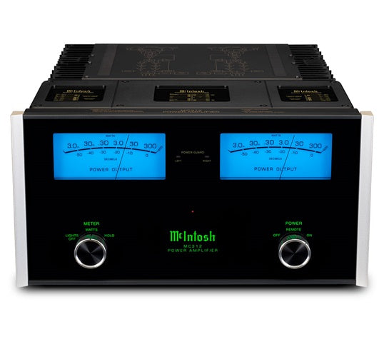 McIntosh MC312 Stereo Power Amplifier