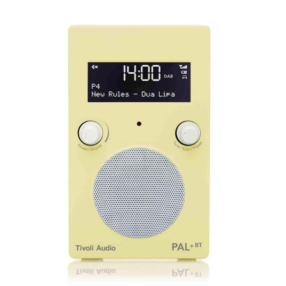 Tivoli Audio PAL+ BT Portable FM/DAB+ Radio with Bluetooth Limited Edition 2018