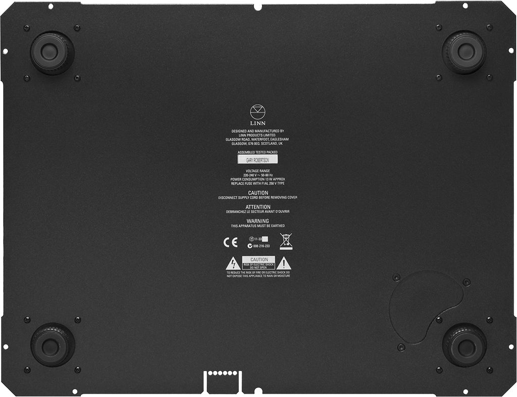 Linn Trampolin Base Board for LP12