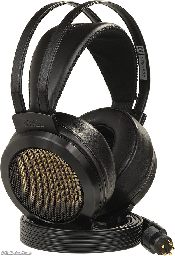 Stax Omega SR-007MkII Solid State Headphones