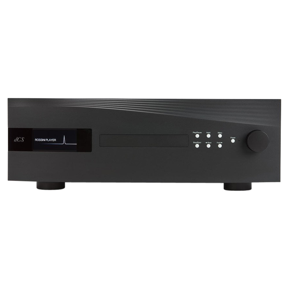 dCS Rossini Upsampling CD Player/Network Streamer - Black