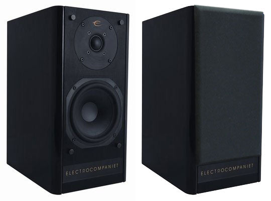 Electrocompaniet EBS-1 Bookshelf Speakers - Black
