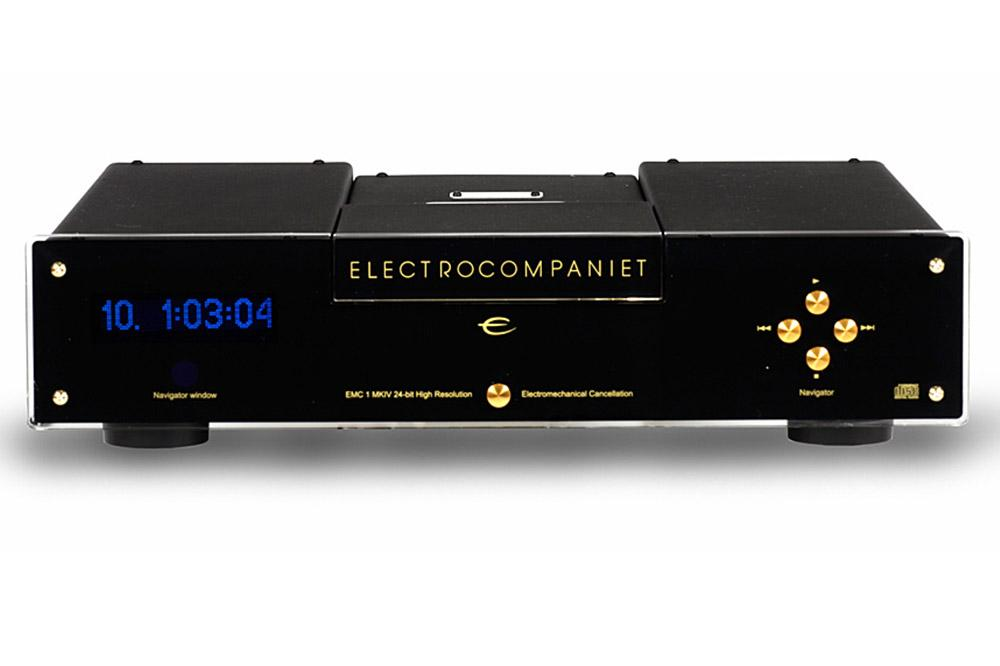 Electrocompaniet EMC1UP MKIV CD Player