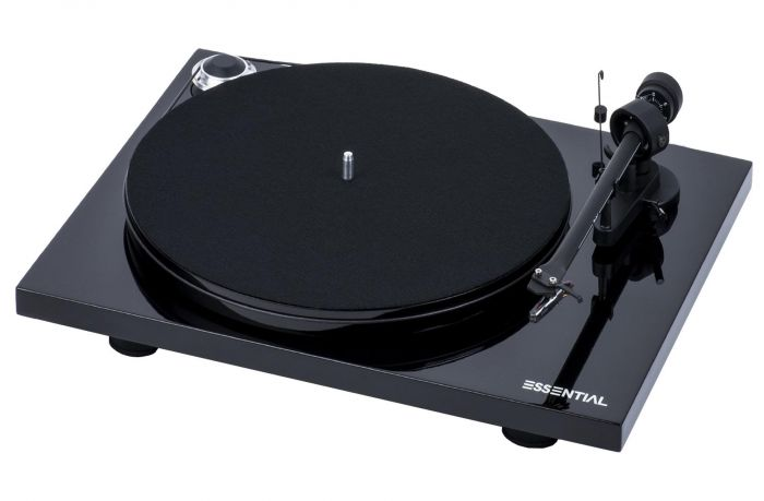 Pro-Ject Essential II Digital Turntable with Ortofon OM10 Cartridge