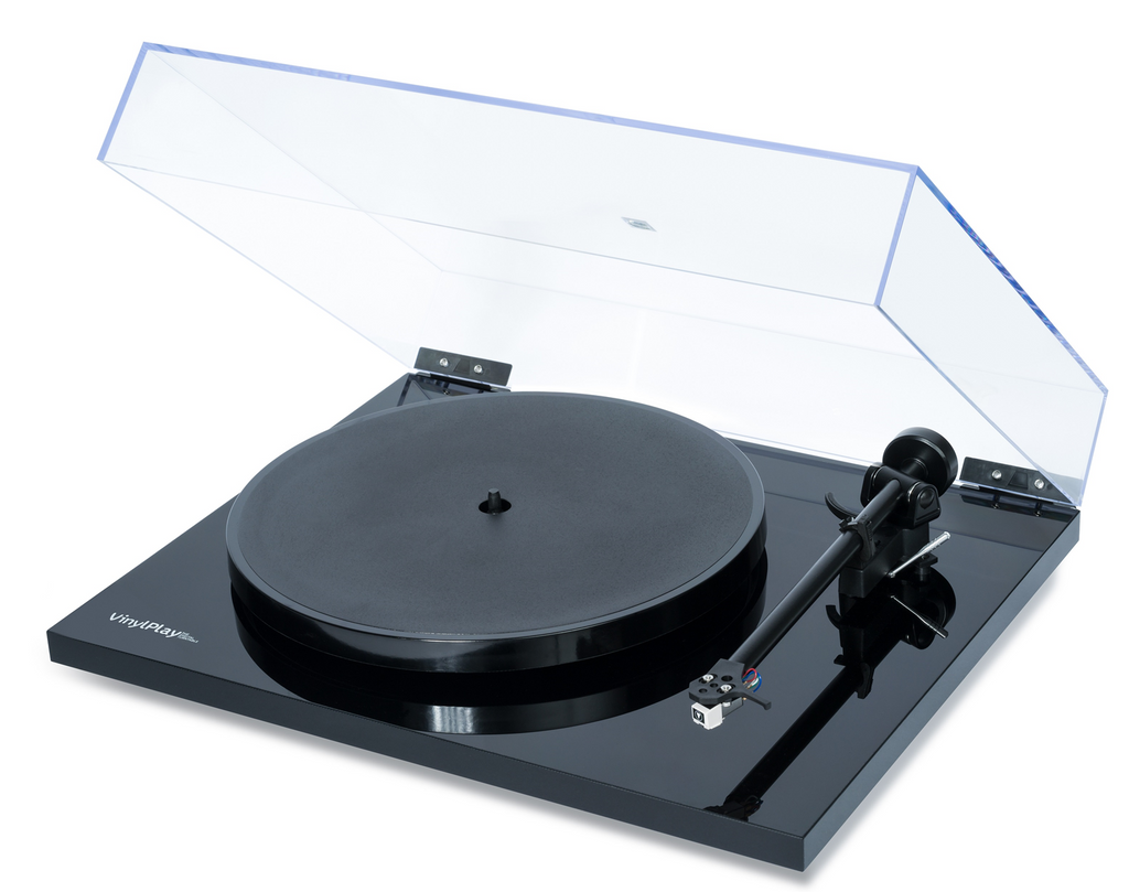 VinylPlay Turntable w/Built in Phono Pre Amp and USB