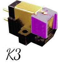 Garrott Brothers K3 Phono Cartridge