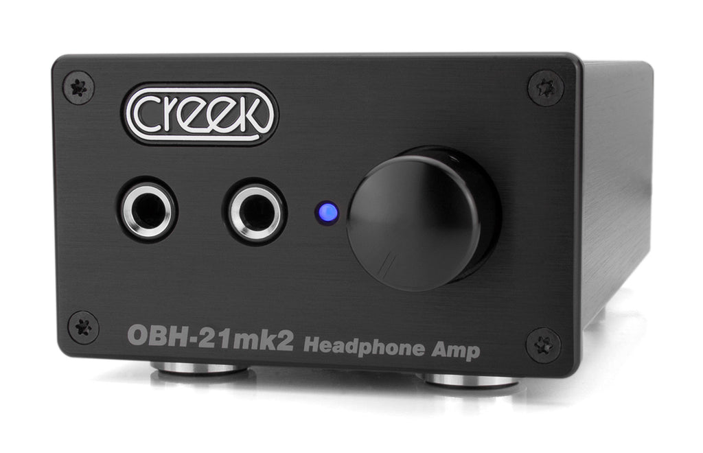 Creek OBH21 MKII Headphone Amplifier