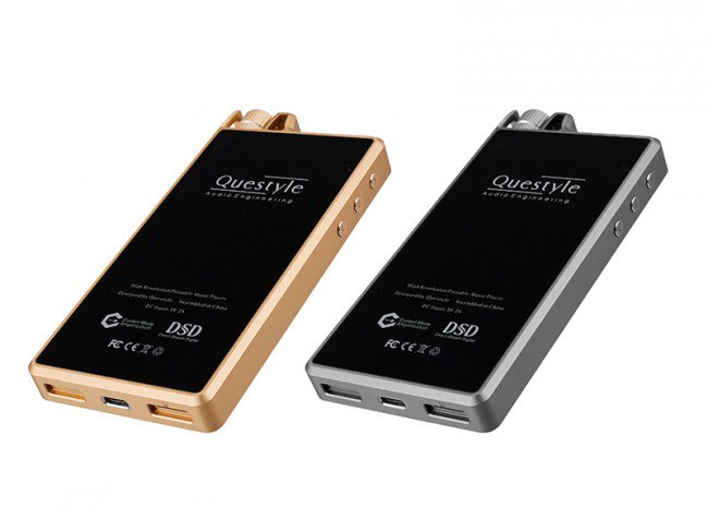 Questyle QP2R Reference Personal Audio Player