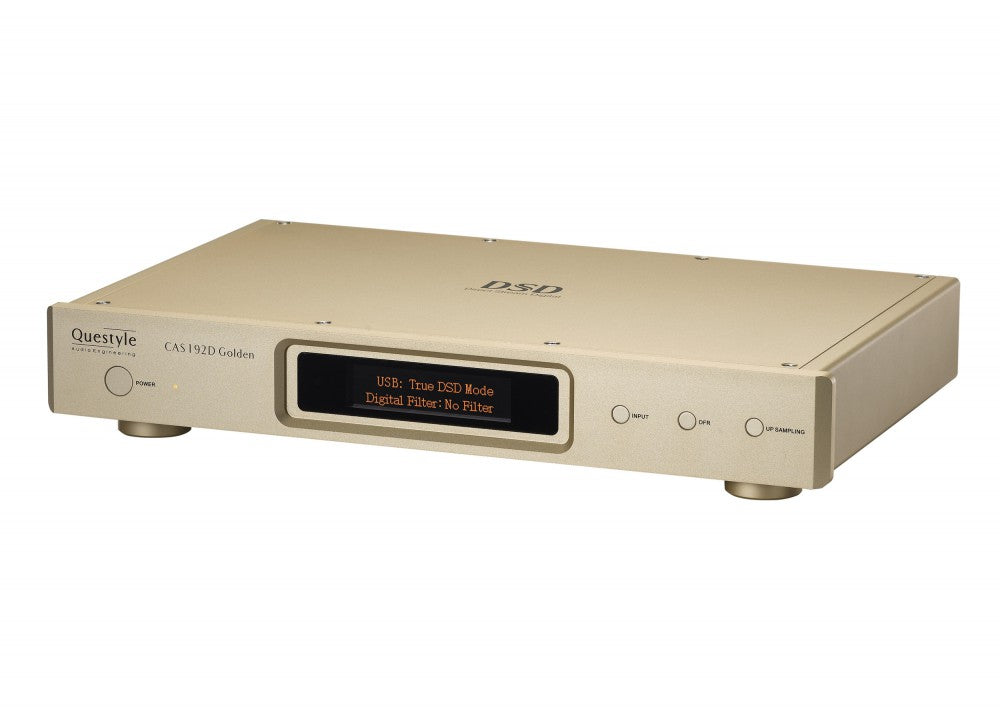 Questyle CAS192D Golden Digital to Analogue Converter