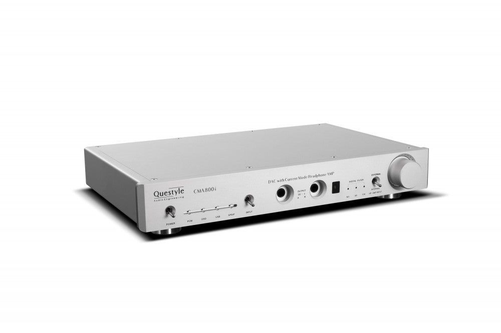 Questyle CMA800I Headphone Amplifier and Digital Audio Converter