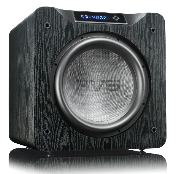 SVS SB-4000 - Sealed Box Home Subwoofer
