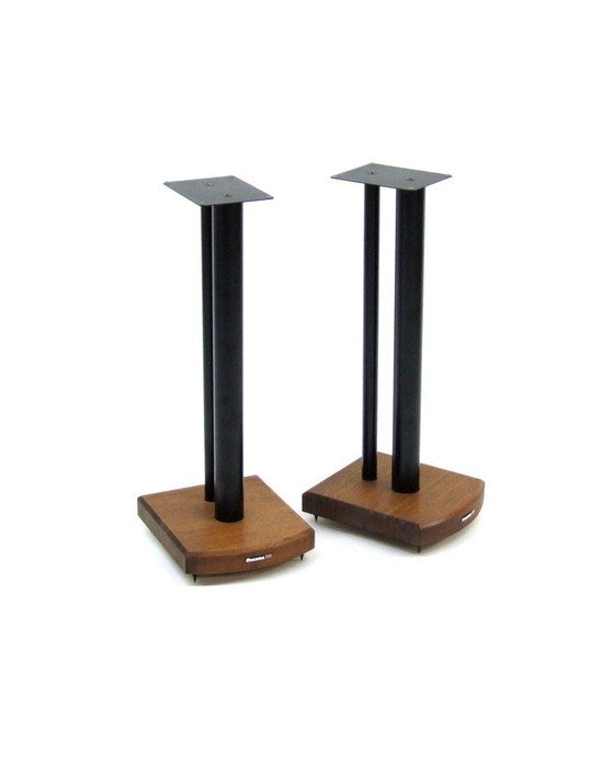 Atacama MOSECO 6 Speaker Stands (Pair) 600mm - Dark Bamboo