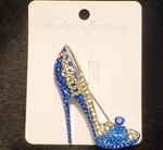 Zeta Bling Peep Toe 1920