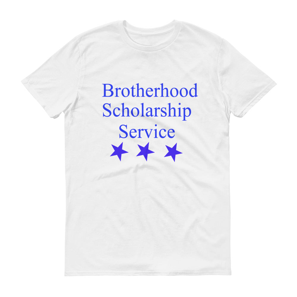 Phi Beta Sigma - Brotherhood - Men's Short-Sleeve T-Shirt