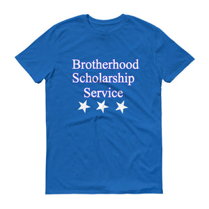 Phi Beta Sigma - BSS - Men's Short-Sleeve T-Shirt