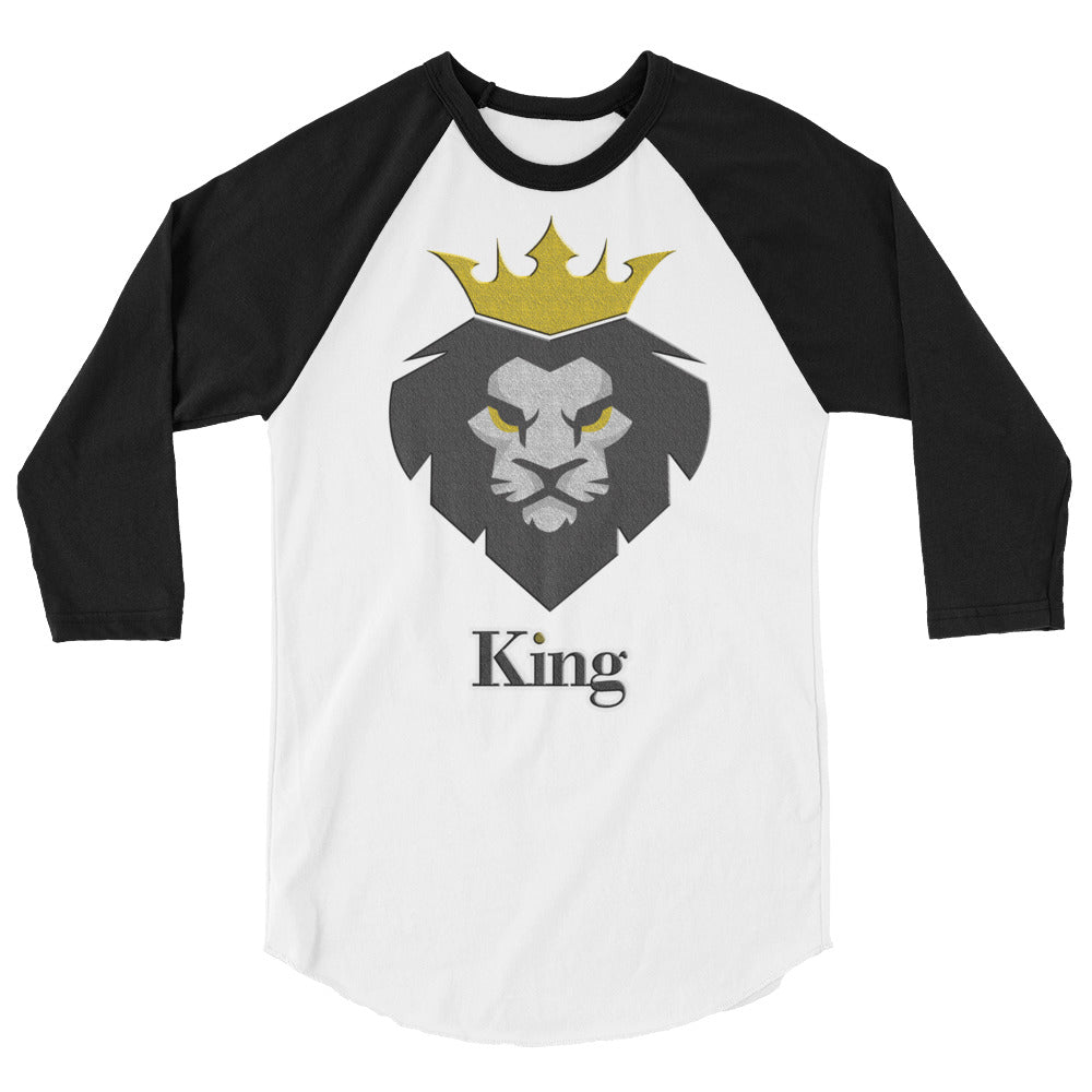 Lion King - Men's 3/4 sleeve raglan shirt