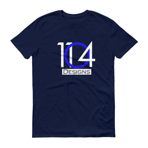 1104 - Logo - Short-Sleeve T-Shirt