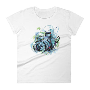 Snapshot - Women's short sleeve t-shirt