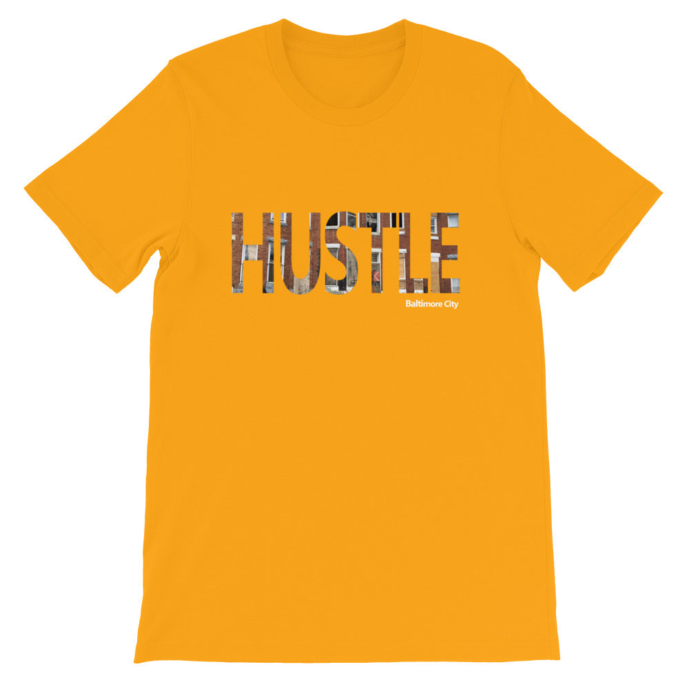 Baltimore Hustle - Unisex T-Shirt