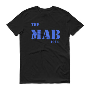 Phi Beta Sigma - The MAB - Short-Sleeve T-Shirt