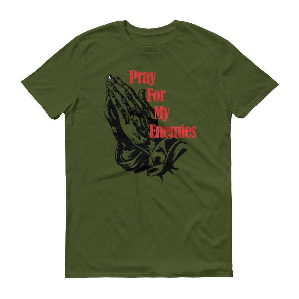 Praying Hands - Short-Sleeve T-Shirt