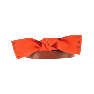 Annabelle Floppy Bow Pant Belt