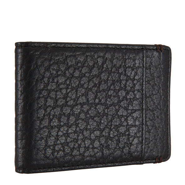 BORREGO Bifold Money Clip with RFID protection