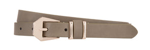Kenwood Faceted Buckle Pant Belt