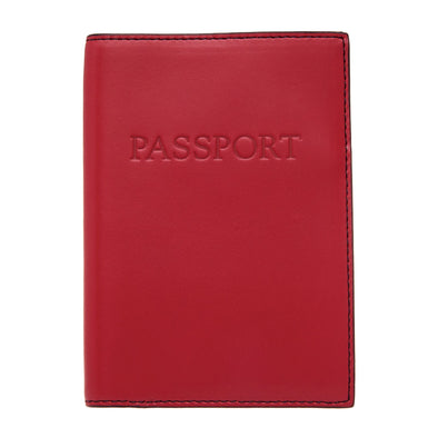 Audrey RFID Passport Cover