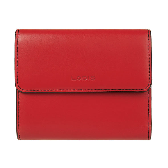 Audrey RFID French Purse with Removable ID Holder