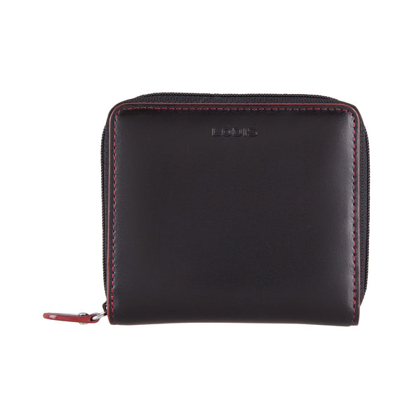 Audrey RFID Amaya Zip French Wallet