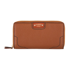 Rodeo Veg RFID Perla Zip Wallet