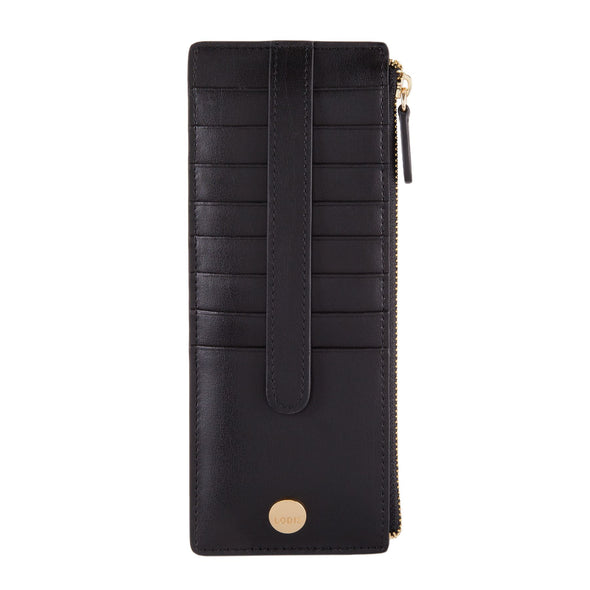 Rodeo RFID Credit Card Case with Zipper Pocket F8