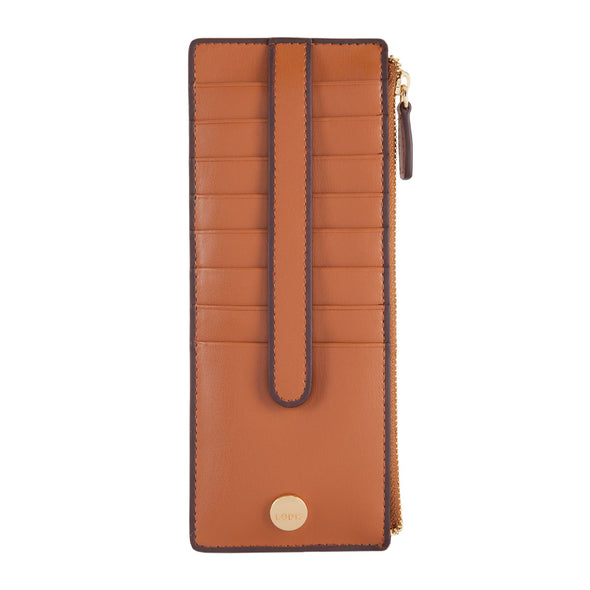 Rodeo RFID Credit Card Case with Zipper Pocket S8