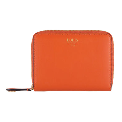 Laguna RFID Laney Continental Double Zip Wallet
