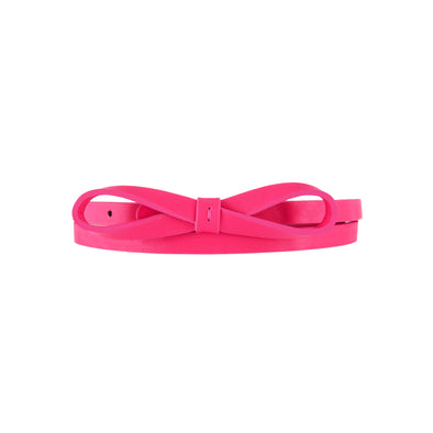 Kenwood Skinny High Waist Bow Belt