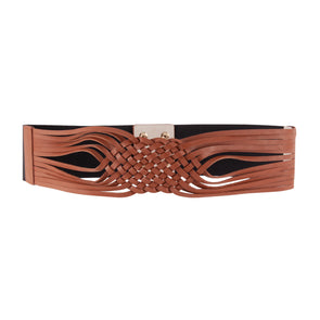 Kenwood Woven Front Stretch Belt