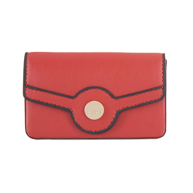 Rodeo RFID Maya Card case in Brick