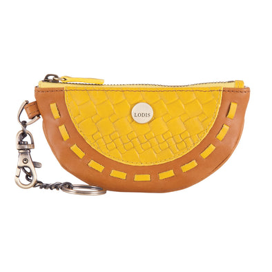 Rodeo Woven RFID Nika Wedge Pouch