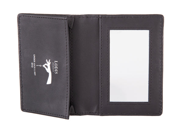 Saratoga Mirror Card Case