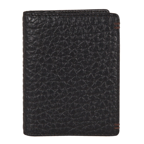 BORREGO RFID Harvey Money Clip Bifold with RFID protection