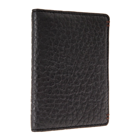 BORREGO Harvey Money Clip Bifold with RFID protection